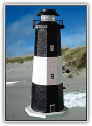 Tybee Island Lighthouse Tier Light
