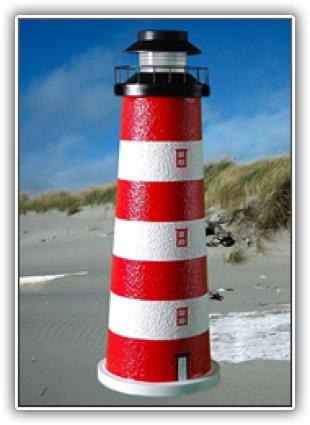 Assateague Lighthouse Tier Light