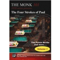 The Monk 101 DVD The Four Strokes of Pool Volume 1