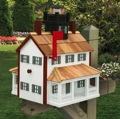 Tuckerton With Solar Light Lighthouse Mailboxes