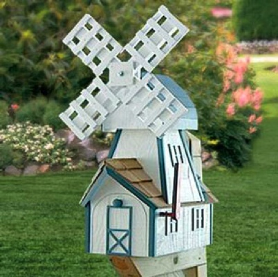 Windmill Lighthouse Mailboxes