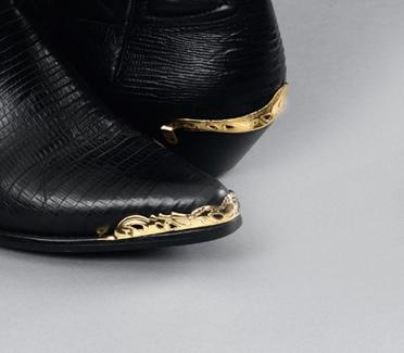 Brass Toe Tips