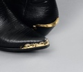 Brass Heel Guards