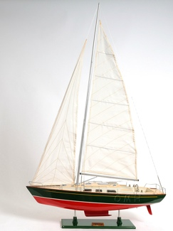 Omega yacht OMH Handcrafted Model