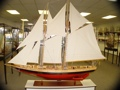 Bluenose II XL OMH Handcrafted Model