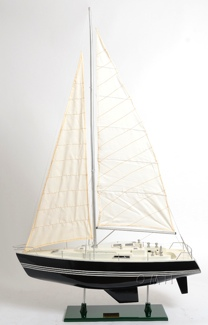 Victory Yacht Painted OMH Handcrafted Model