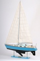 Bristol Yacht OMH Handcrafted Model
