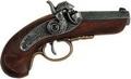 Baby Philadelphia Model Derringer Non Firing Replica Gun